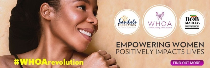 Help empower women in the Caribbean with the Sandals Foundation! As a bonus receive a recording of Could You Be Loved with a $5 donation.