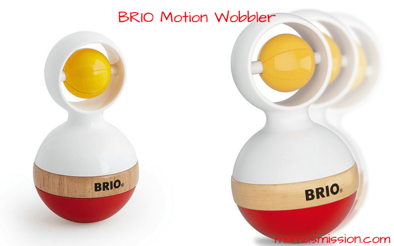 BRIO has been helping children explore their imagination through creative play since 1884. Learn more about BRIO & enter to win the creative play giveaway.