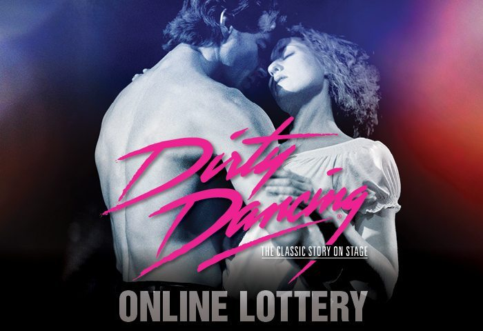 Here's your chance to see Dirty Dancing on stage at the Broward Center for only $28 through the Dirty Dancing Ticket Lottery!