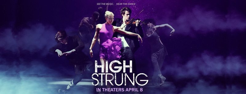 Do you have a teenage dancer at home? On April 8, 2016 catch the High Strung movie in U.S. theaters to see the competition of a lifetime!
