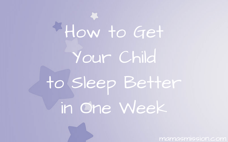 Learn how to get your child to sleep better in one week. Download the JOHNSON'S® BEDTIME® Baby Sleep App and take Tonight We Sleep™ 7-day Challenge!