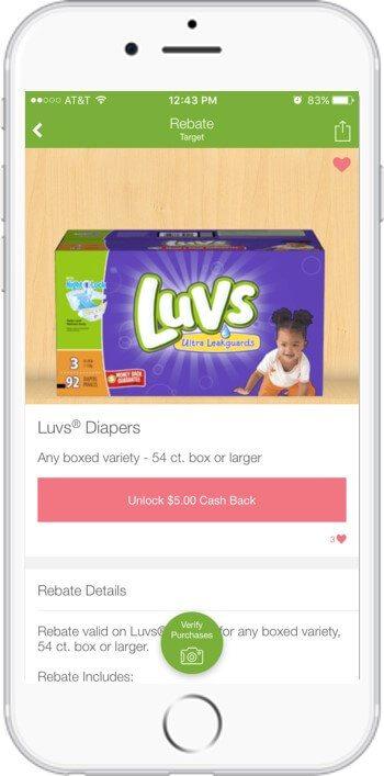 Looking to spend less and save more? Luvs printable coupon, plus Ibotta cash back savings will put money right back into your pocket!