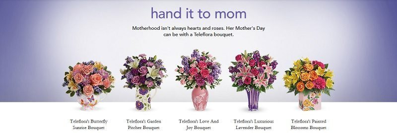 Do you know One Tough Mother? Honor that special woman in your life this Mother's Day with a bouquet from Teleflora. Enter to win Mother's Day flowers! Teleflora Mothers Day 2016