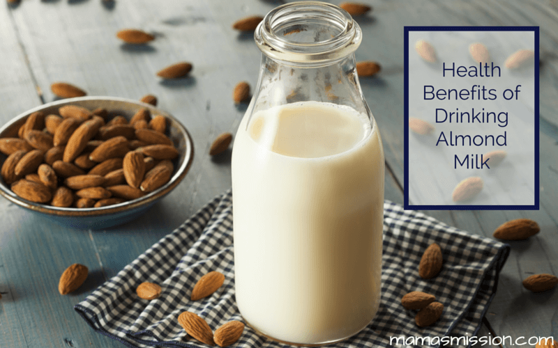 If you're looking into drinking non-dairy milk, you'll probably be surprised by these 5 Fantastic Health Benefits of Drinking Almond Milk!