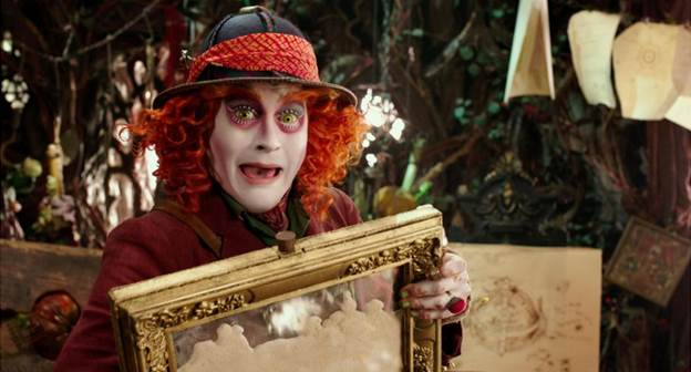 """Disney just released two new film clips from Alice Through The Looking Glass! Check out """"Meet the Young Hatter"""" and """"Save the Hatter"""" clips here."""