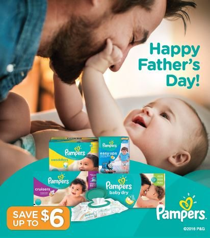 This Sunday you can score some major savings on Pampers Diapers and Easy Ups! Get coupons in Sunday's paper or online to stretch your dollars to the max. Pampers Coupon Promotion