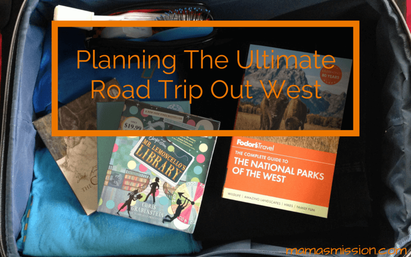 Road trips are one of my favorite ways to travel. Planning the ultimate road trip out West this summer can be much easier when you have the right tools.