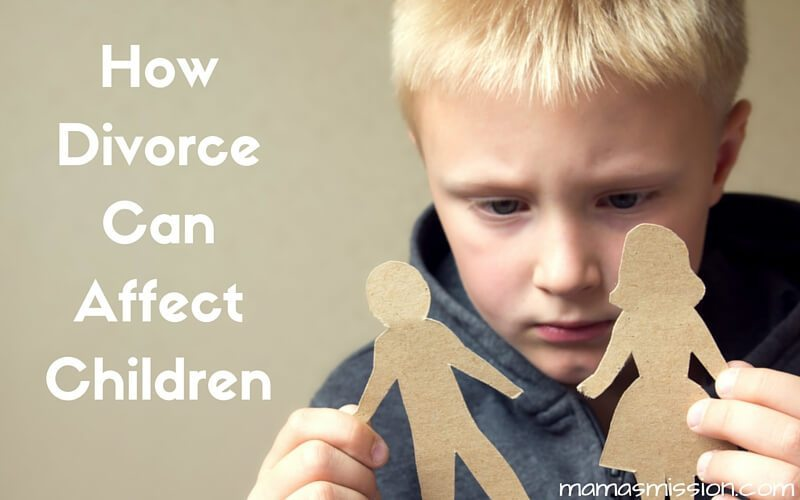 Divorce is painful and leaves children feeling confused. Taking a look from the inside can help you understand how divorce can affect children.