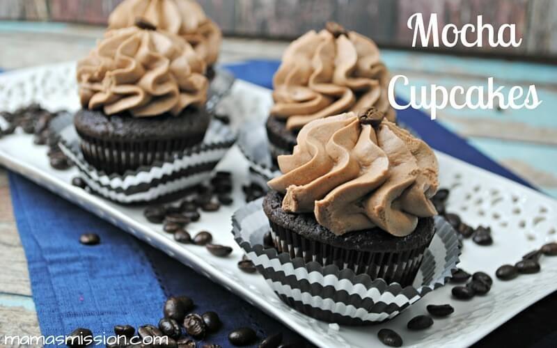 Mocha Cupcakes(2)