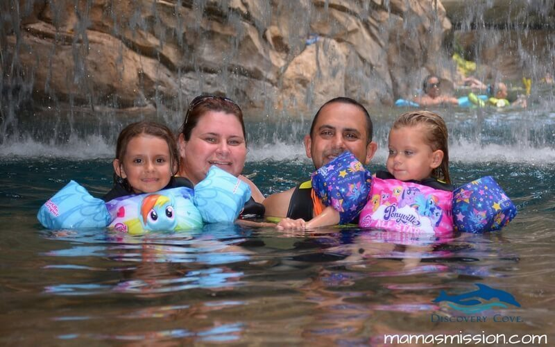Maybe you've heard of Discovery Cove, but never knew what it really was - Orlando's hidden treasure! Here are 5 reasons you need to see it for yourself.