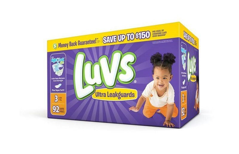 This Sunday you can score some major savings on Luvs Diapers! Get coupons in this Sunday's paper so you can Share the Luv and score savings on Luvs Diapers.