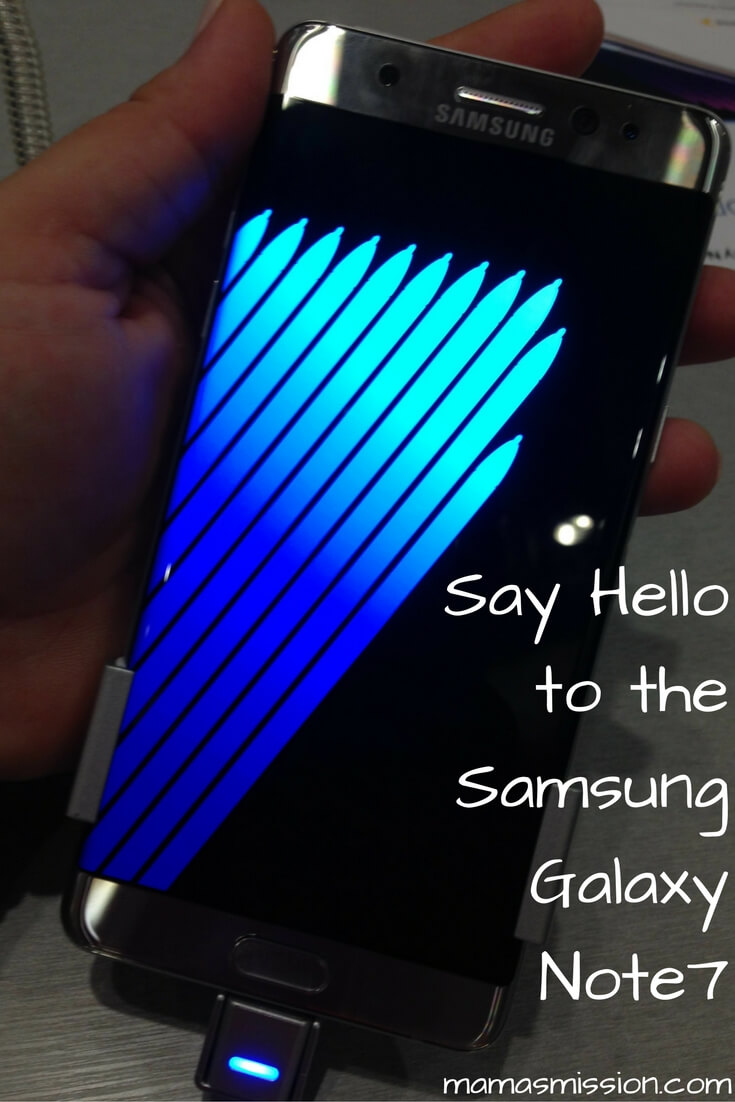 The newest Samsung Galaxy Note7 is now available at Best Buy. Stop by to check out their Mobile Plan and Compare Tool to see if you are overpaying!