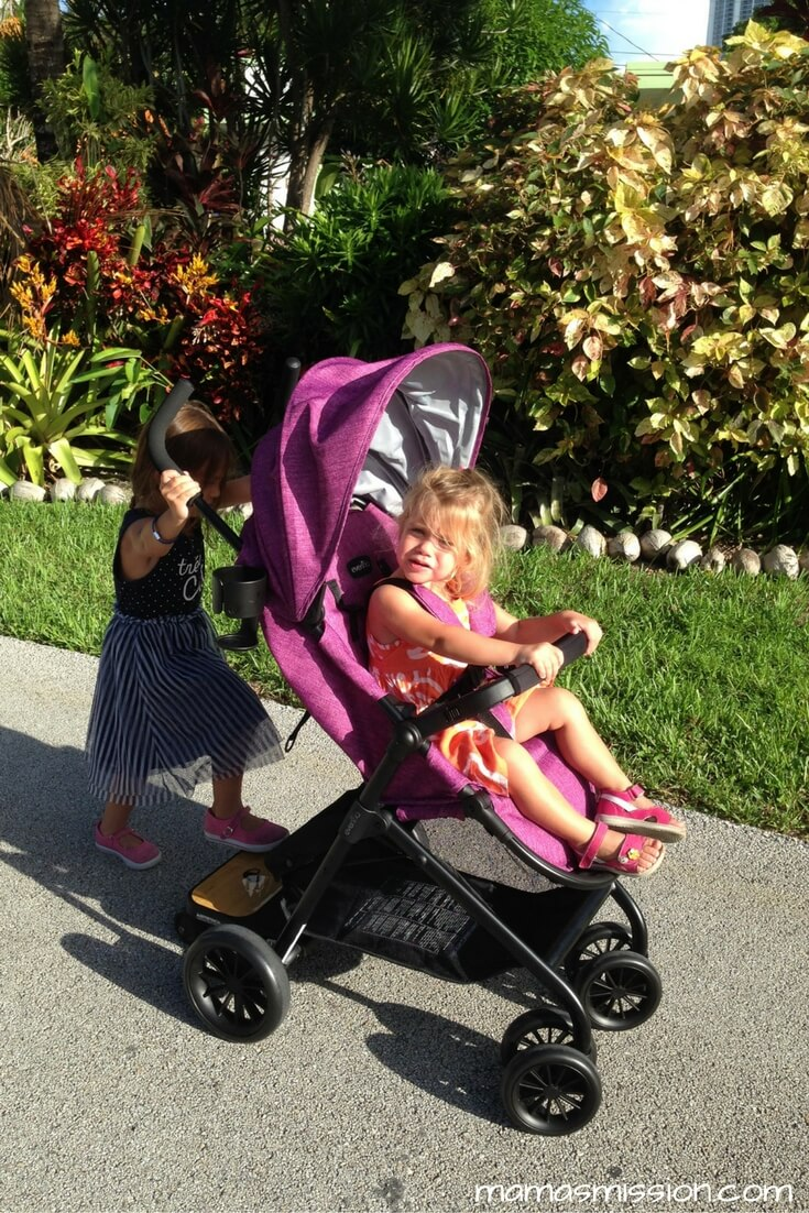 Expecting another little one and need an upgrade for your travels? Tandem travel with the kids is about to get easier with the Evenflo Sibby Travel System!