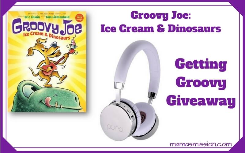 Groovy Joe isn't your average dog he loves music, singing and ICE CREAM!!! Will Groovy Joe share his beloved doggy ice cream with his unexpected guests???