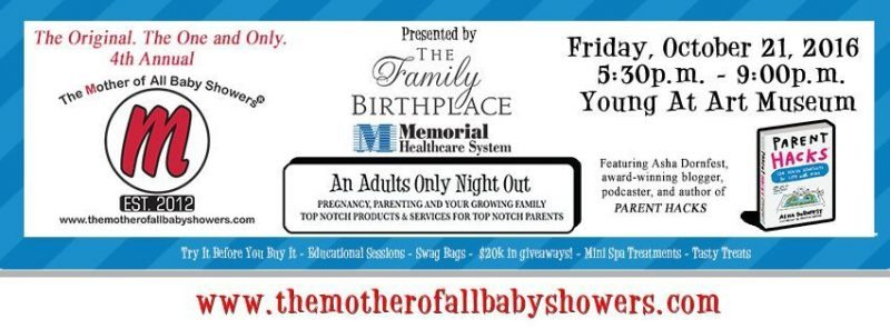 Pregnant or know someone who is? Enter to win tickets to the annual adults only event: The Mother of All Baby Showers Event in South Florida on 10/21/16!