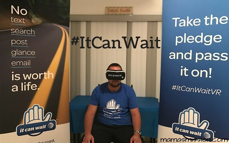 I have something to tell you...BUT It Can Wait and here is why. I want you to arrive home safely, so take the pledge to put it down! #ItCanWait