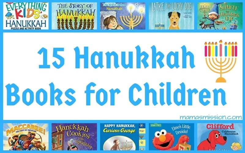 Do you know the story of Hanukkah? Let your imagination run wild with these fun 15 Hanukkah books for children. Pick one up as a gift for your little one.