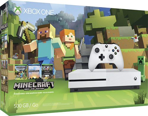 Still shopping for holiday gifts? Best Buy is your one stop shop for Minecraft gifts. They've got consoles, games & collectibles for every Minecraft fan.