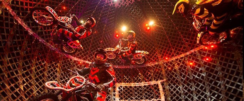 Ringling Bros. has reinvented itself with their newest Greatest Show on Earth. Their latest Out Of This World circus, truly is out of this world!