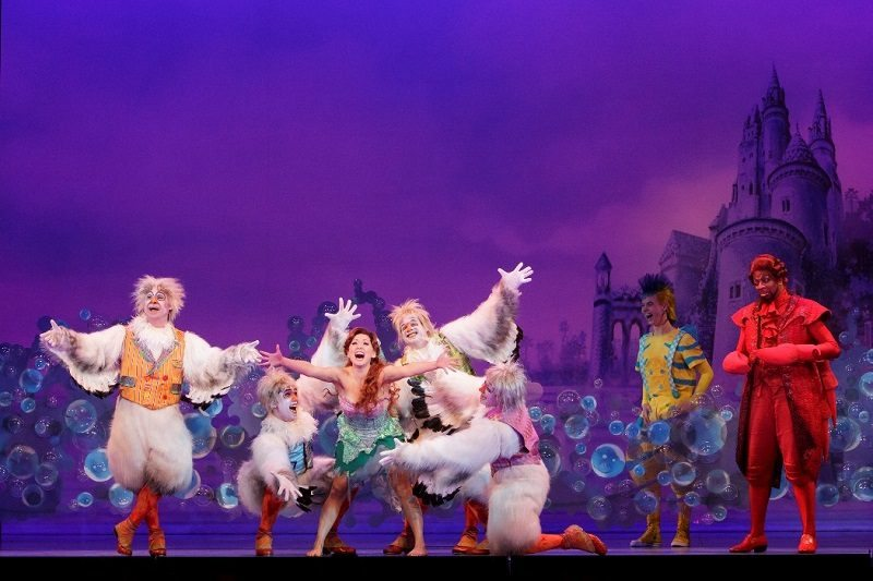 If you've dreamed about what life was like Under the Sea, slip on your mermaid tail and check out Disney's The Little Mermaid Broadway Musical production!