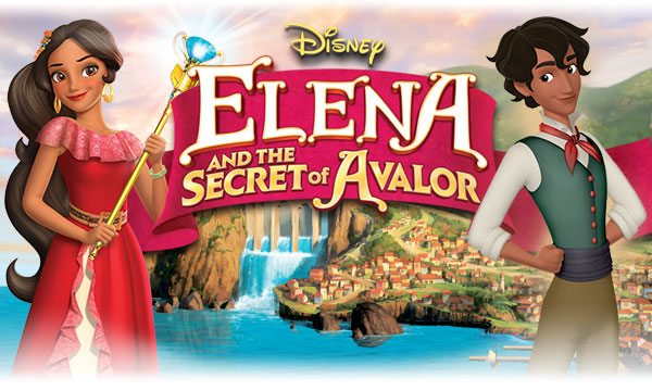 Have you met Disney's first Latina Princess? Her name is Elena and she's from Avalor. Catch up with her in the new Elena and the Secret of Avalor DVD.