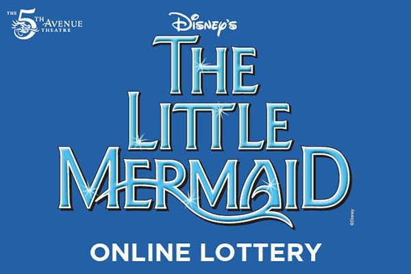 Dream about what life is like Under the Sea? Slip on a mermaid tail - enter The Little Mermaid ticket lottery for your chance to see the show for just $28.