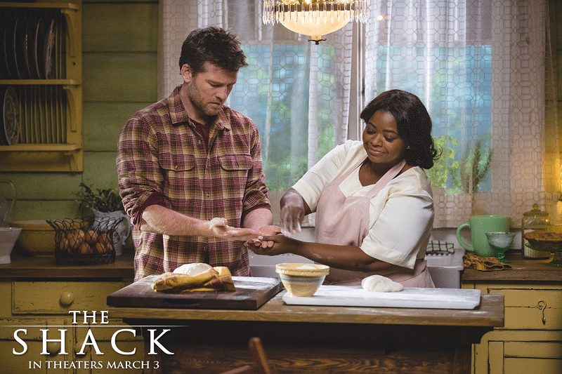 A spiritual journey and awakening, The Shack movie, based on the New York Times best-selling novel, opens in theaters on March 3rd!