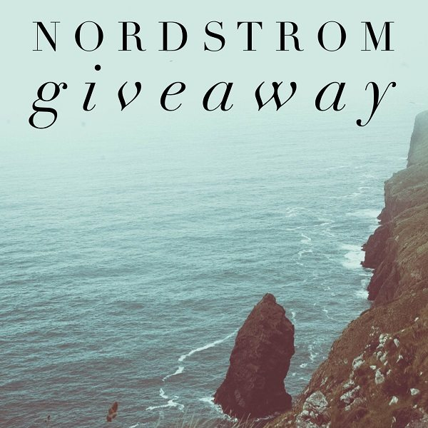 Enter to win a $200 Nordstrom Gift Card and treat yourself to something fashionable and fun! What would you buy with a $200 Nordstrom gift card?