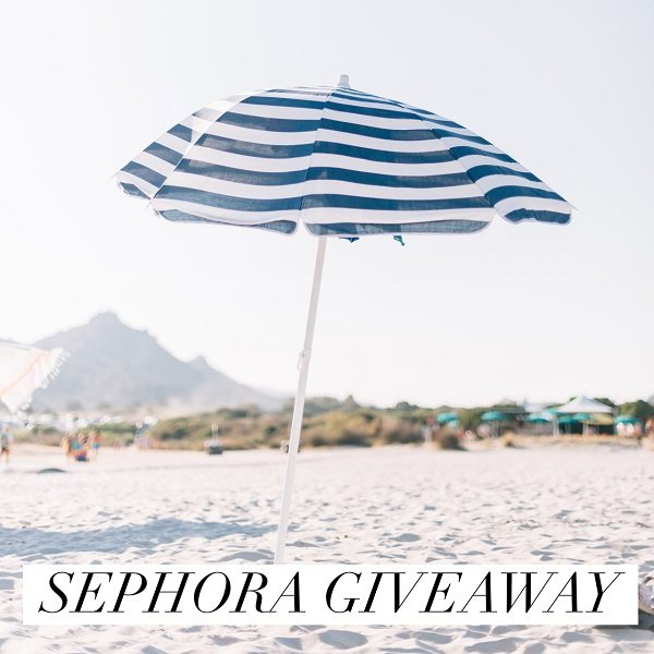 Enter to win a $200 Sephora Gift Card and treat yourself to a new palette of awesome! What would you buy with a $200 Sephora gift card?