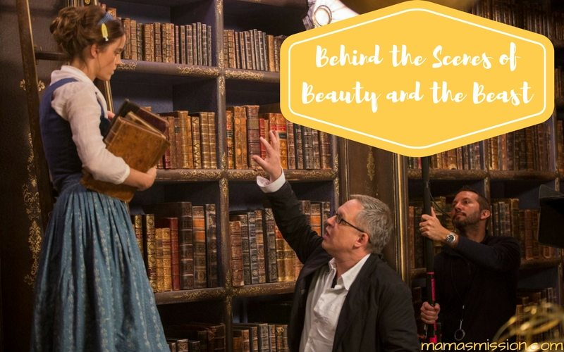 Get behind the scenes of Beauty and the Beast. Learn about the magic of the film in my interview with Director Bill Condon and Composer Alan Menken!