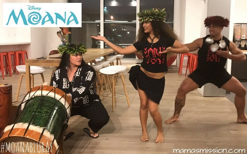 Take a tour behind the scenes in the making of Moana and learn about the traditional Polynesian Dance of the Tahitian people of the South Pacific islands.