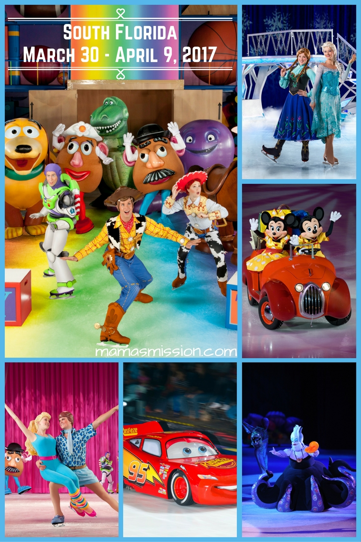 Are you ready to see Disney On Ice presents Worlds of Enchantments. Grab my special promo code to purchase $14 discounted tickets for Disney On Ice shows!