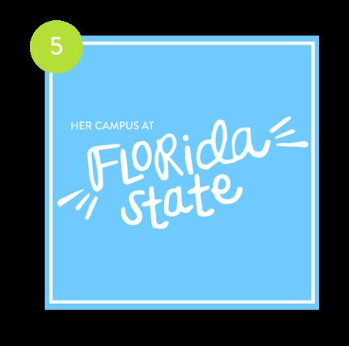 Her Campus Tour Florida Tour Route