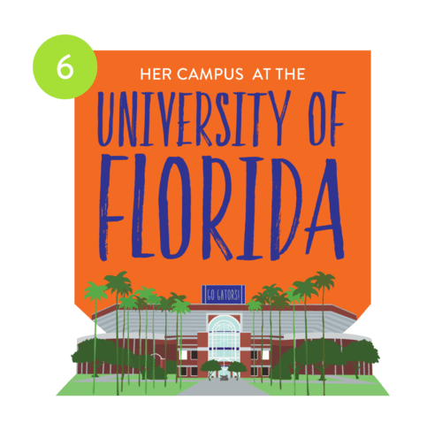 Her Campus Tour Florida Tour Route