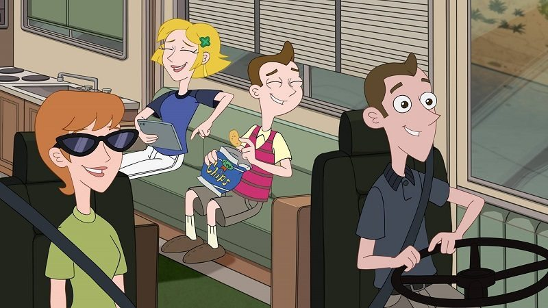 Milo Murphy's Law on Disney XD is an animated adventure comedy series. Voiced by Weird Al Yankovic, Milo is the personification of Murphy's Law!