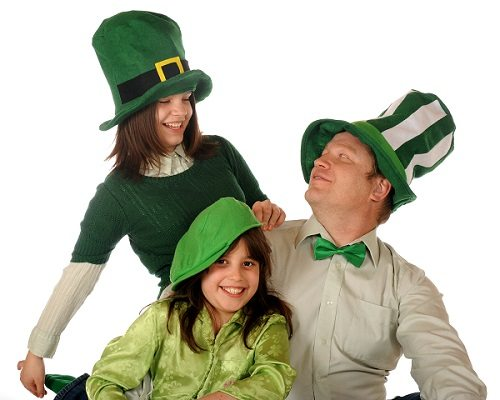 St. Patrick's Day Family Fun Friday at Gulfstream Park