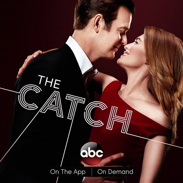 If you haven't seen ABC's newest show The Catch, it's time to get caught up! Season 2 just started which gives you enough time to binge on Season 1.