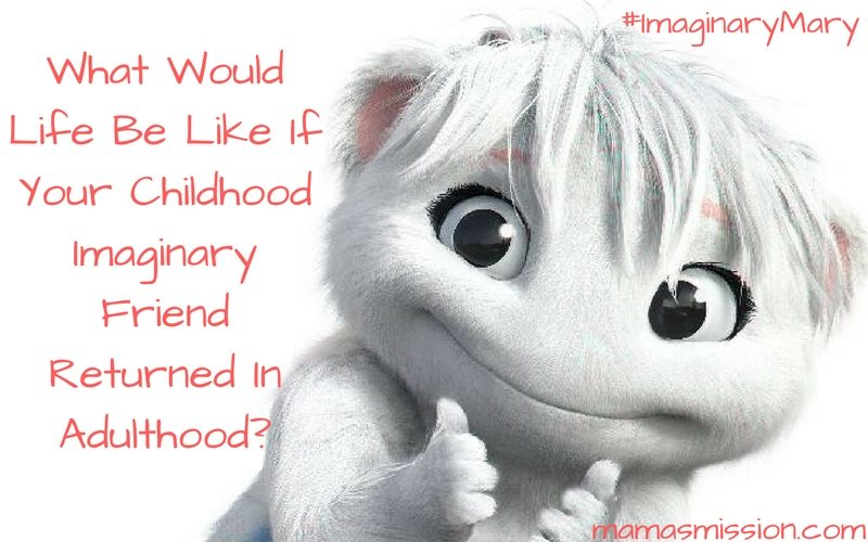 Imaginary Mary is the perfect comedy for anyone that had an imaginary friend growing up. But can you imagine life with your imaginary friend in adulthood?