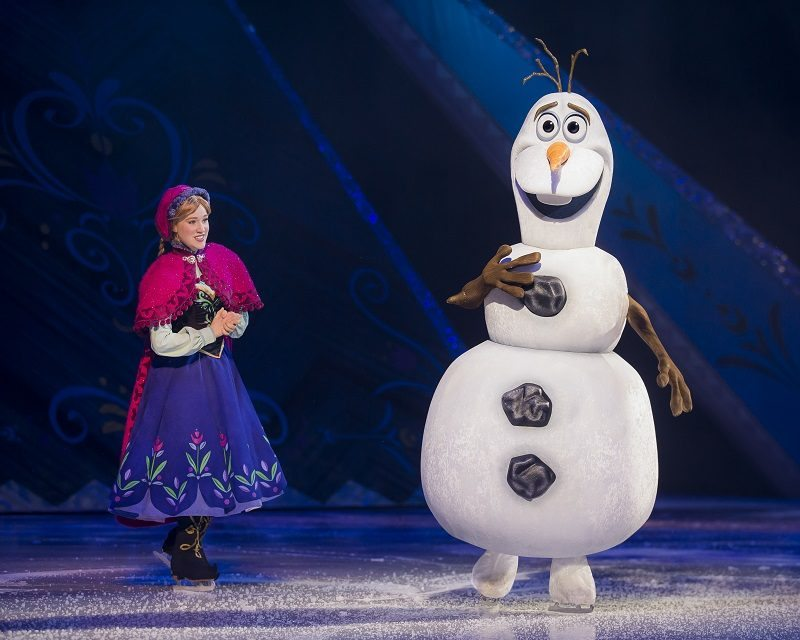 Looking for something fun to do with the kids? Then you'll want to take the kids to see Disney On Ice presents Worlds of Enchantment while it's in town!