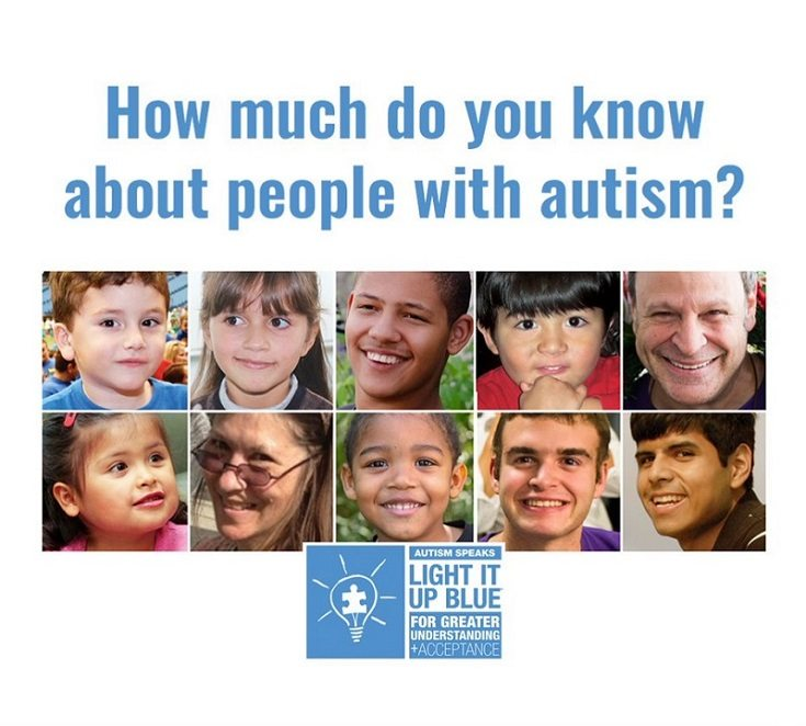 It's time to increase understanding and acceptance of autism. Too many are struggling without the basic support they need. It's time to light it up blue!