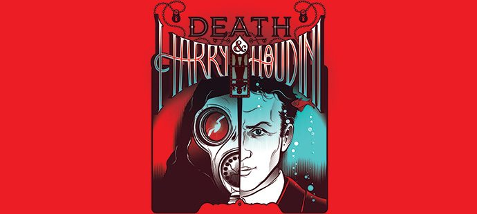 Death and Harry Houdini is now playing at the Arsht Center in Miami through May 21st! Get your tickets to see Magic In Miami before it disappears.