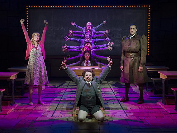 Matilda is an extraordinary girl who changes her own destiny. Enter the Matilda The Musical ticket lottery for a chance to see the show for $28.