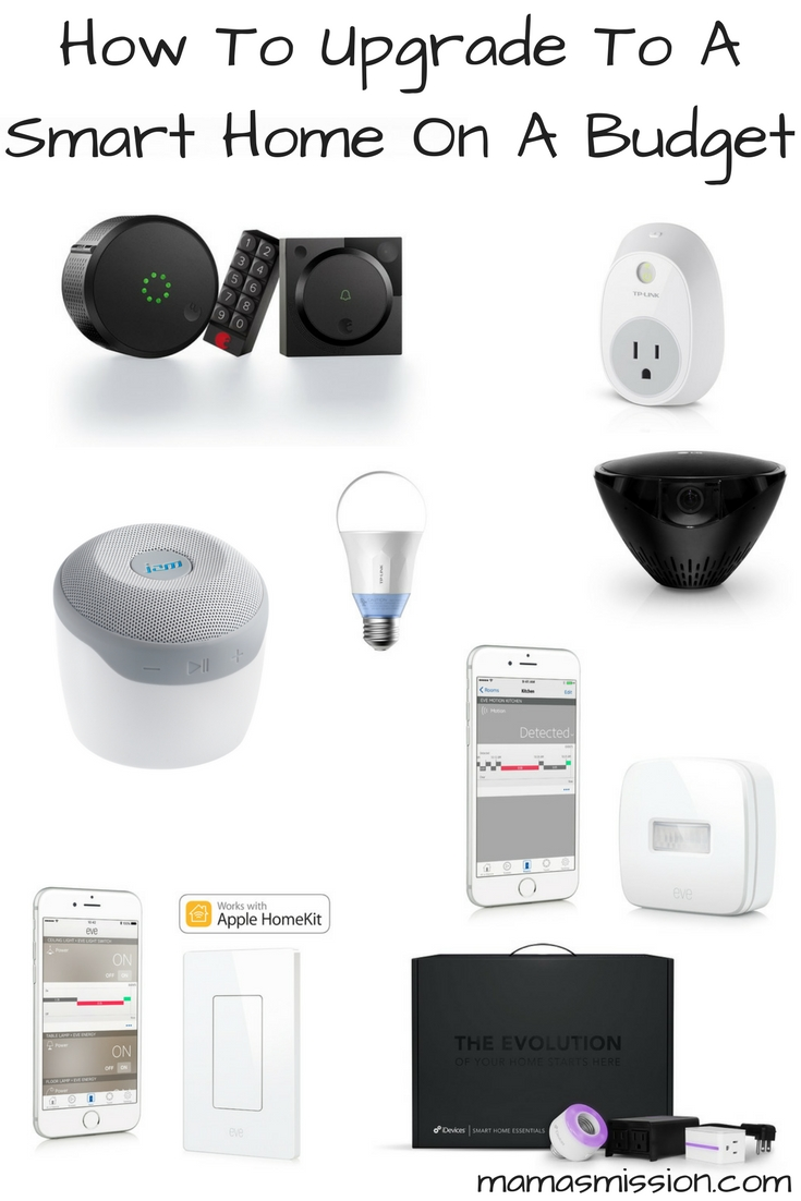 If you've been looking for how to upgrade to a smart home on a budget, look no further! Here are 10 budget friend products every smart home needs.