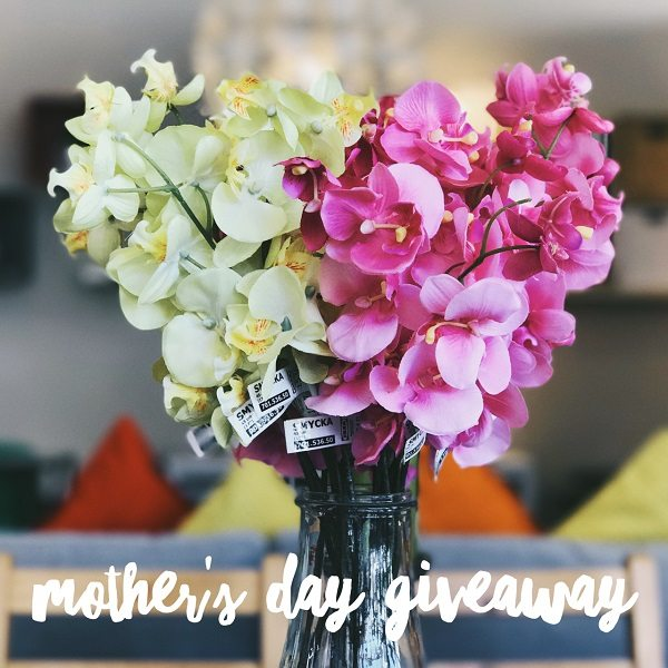 With Mother's Day just around the corner it's time to celebrate all the Mama's out there! Enter to win the $250 Mother's Day Cash Giveaway.