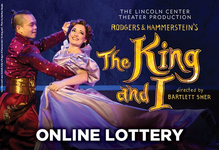 The King and I is coming to South Florida and you won't want to miss your chance to see this classic for just $28 - Enter The King and I ticket lottery!