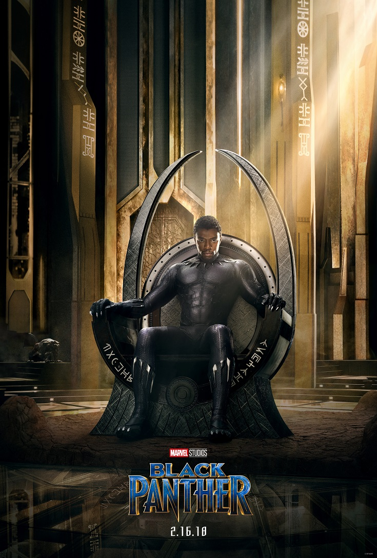 Marvel Studios just released the Black Panther teaser trailer for the upcoming release and fans are going wild! Check it out and let me know what you think.