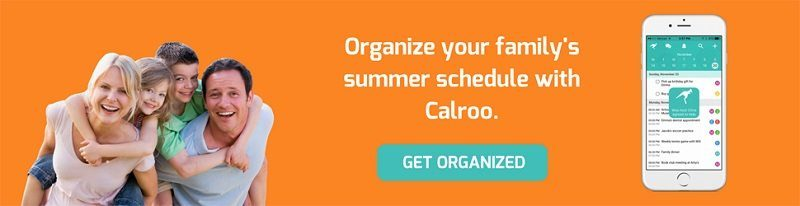 Get on track with the Calroo Family Organizer App and be sure to join the Twitter Party 6/13 at 9pm EST to learn more about it! RSVP to win #Calroo