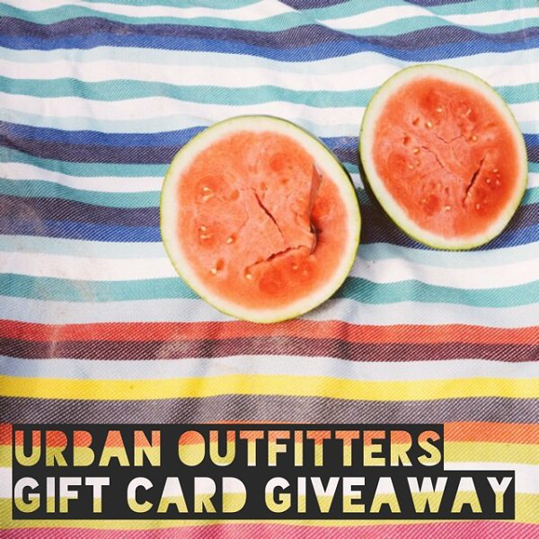 Need a change of scenery in your closet? Enter to win the $150 Urban Outfitters gift card giveaway for your chance to revamp your wardrobe or accessories!