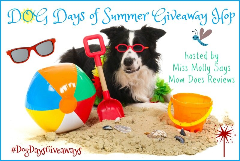 The dog days of summer are here! What better way to have some fun than with a Dog Days of Summer Giveaway Hop? Enter to win $25 PayPal cash & more prizes!