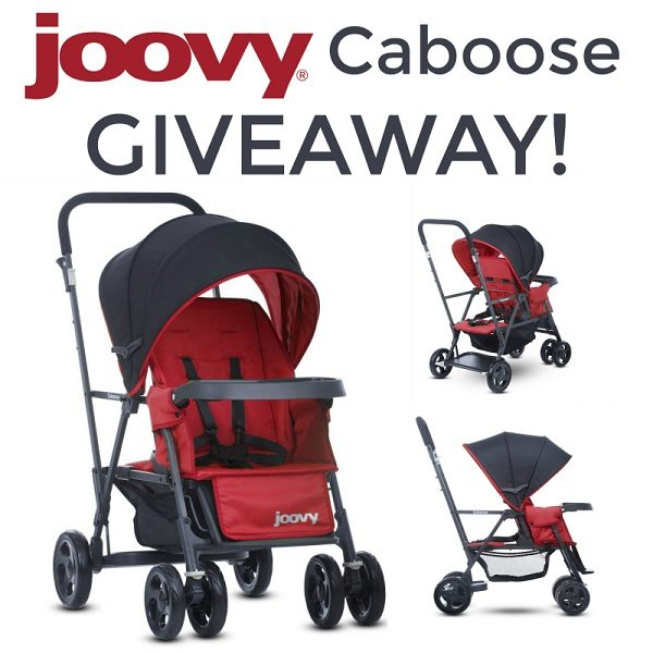 Looking for a durable, functional and worthy double stroller? Look no further than the Joovy Caboose stroller and enter to win one in the giveaway!